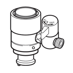 LIXILのSF-WM420SYX、SF-WL420SYXの分岐水栓はこれだ!